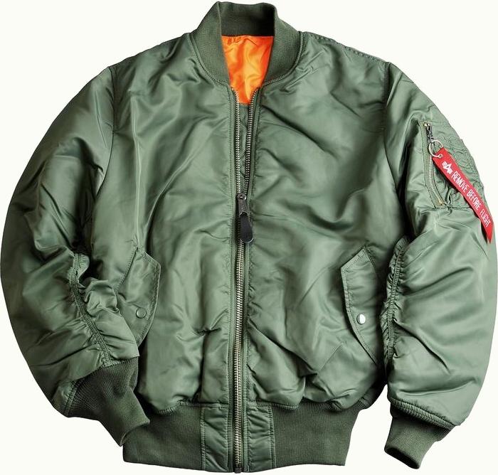 MA1 bomber dzseki
